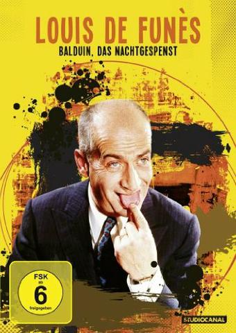 : Balduin das Nachtgespenst 1968 German 720p BluRay x264 doucement