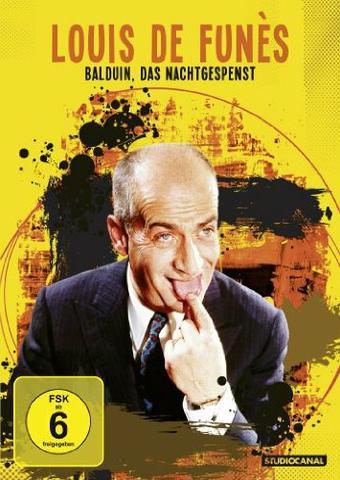 : Balduin das Nachtgespenst 1968 German 720p BluRay x264 doucement