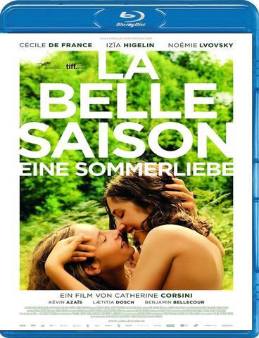 : La belle saison Eine Sommerliebe 2015 dual complete bluray gmb