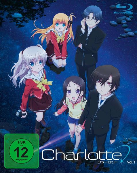 : Charlotte Vol 1 German 2015 ANiME dl 720p BluRay x264 stars
