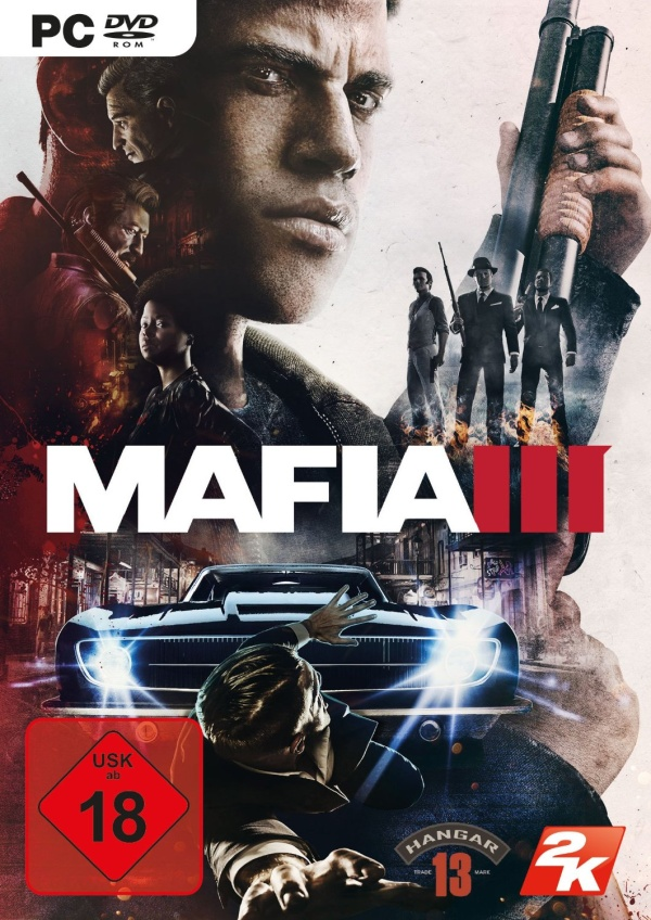 Mafia III – CODEX