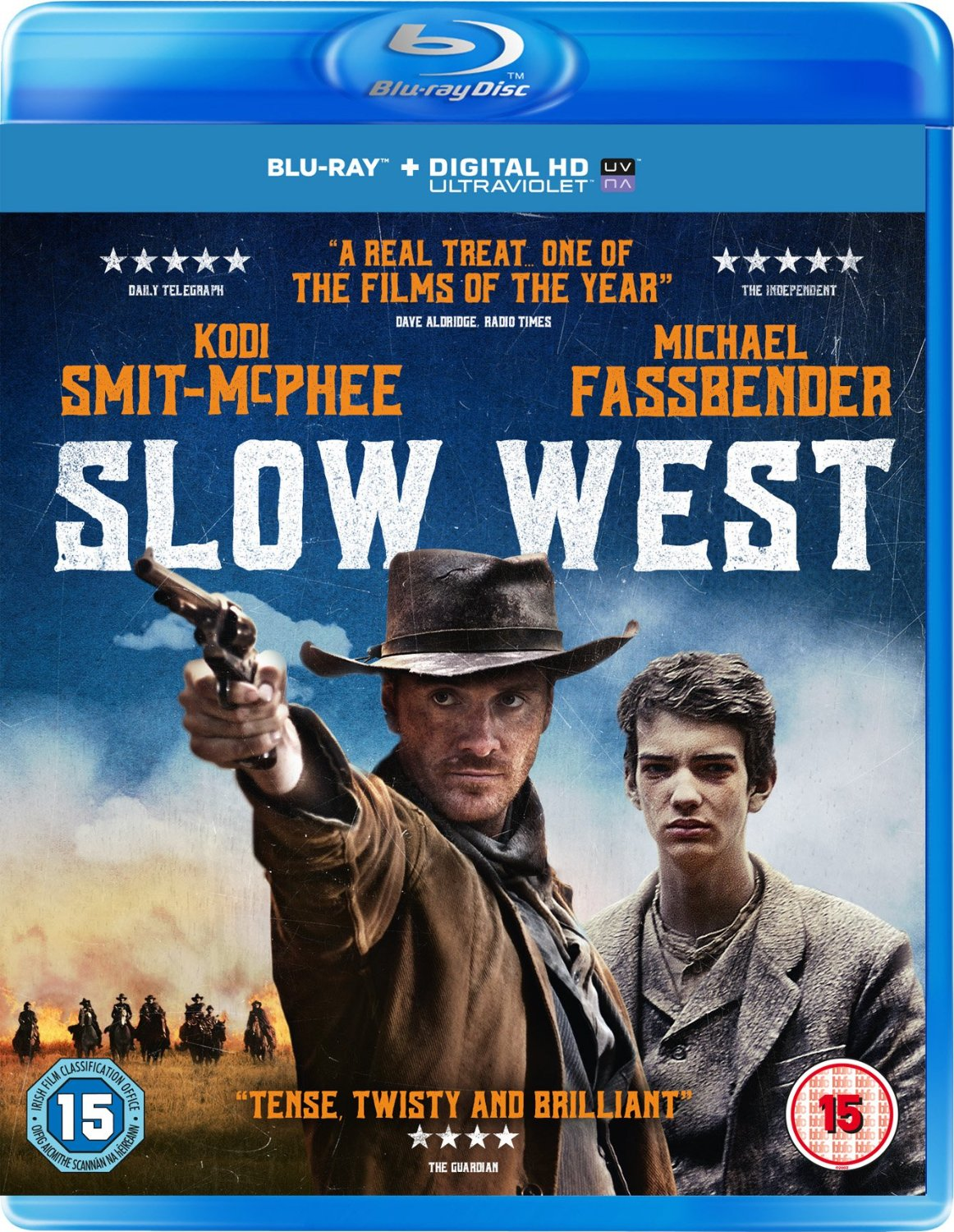 : Slow West 2015 dual complete bluray FULLSiZE