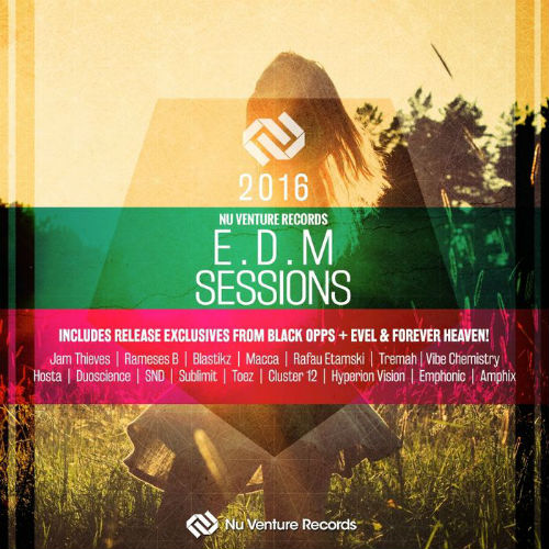 Nu Venture Records EDM Sessions 2016