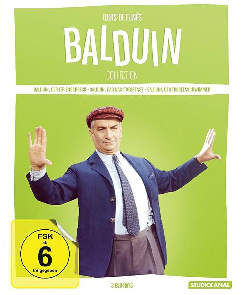 : Balduin der Trockenschwimmer 1968 German 1080p BluRay x264 doucement