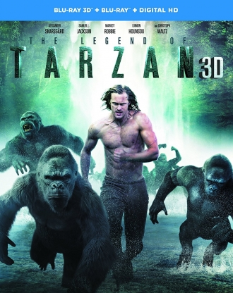 : The Legend Of Tarzan 3d 2016 complete bluray lazers