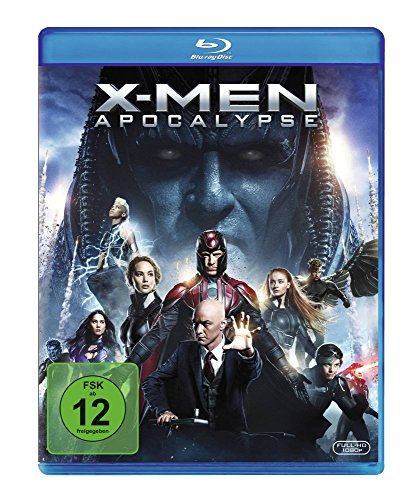 : X - Men Apokalypse 2016 German 1080p Dts BluRay Avc Remux - pmHd