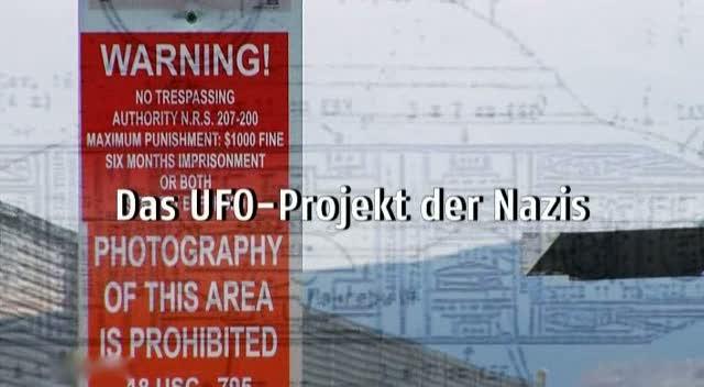 : Das ufo Projekt der Nazis german doku ws dTV XViD fr34ktv