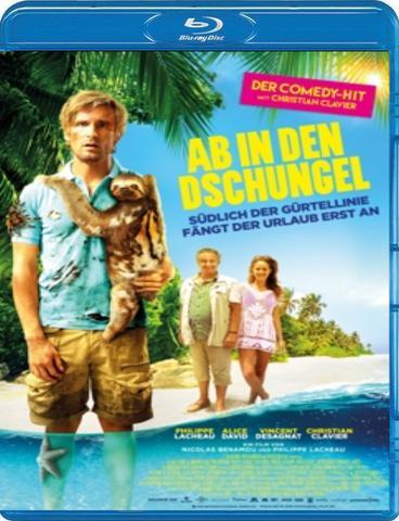 : Ab in den Dschungel 2015 German md dl 720p BluRay x264 MULTiPLEX