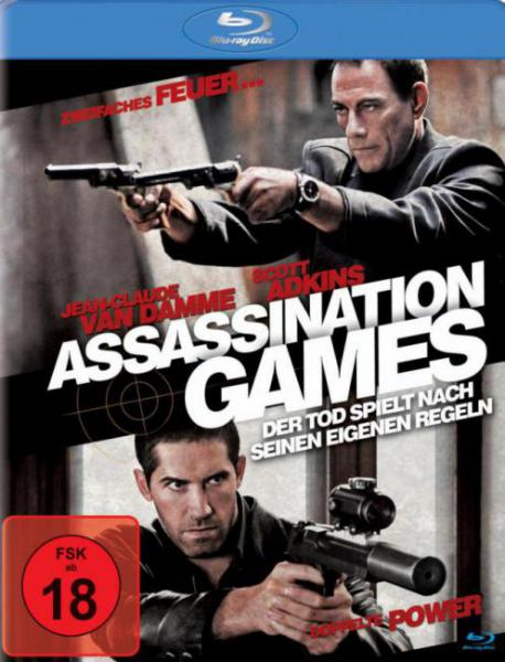 : Assassination Games 2011 German dl 1080p BluRay avc avc4d