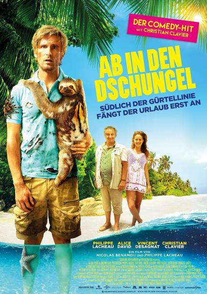 : Ab in den Dschungel 2015 German Bdrip Ac3 MiC Dubbed XviD-CiNedome