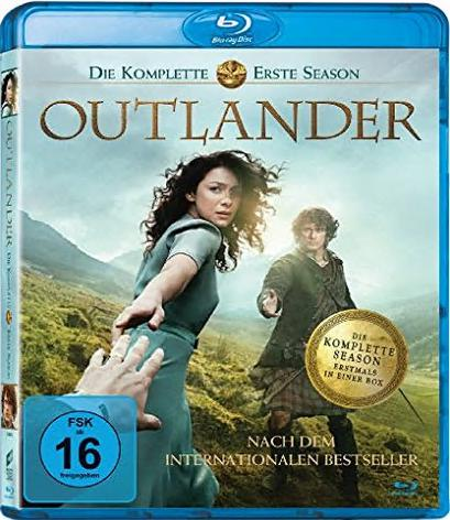 : Outlander s01 complete German dl 1080p BluRay avc Remux Black
