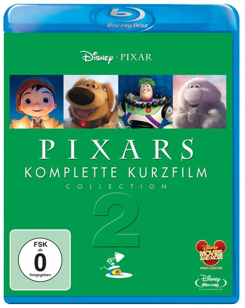 : Pixar Short Films Collection Vol 2 dual complete bluray SharpHD