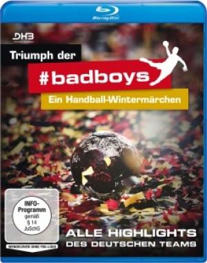 : Triumph der badboys Die Handball em 2016 Alle Spiele des deutschen Teams DiSC 1 3 german complete bluray iFPD