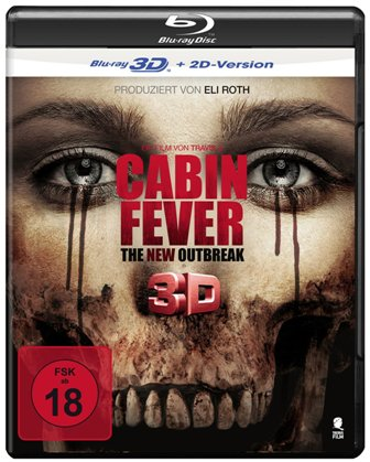 : Cabin Fever The New Outbreak 3d 2016 German dl 1080p BluRay x264 SPiCY