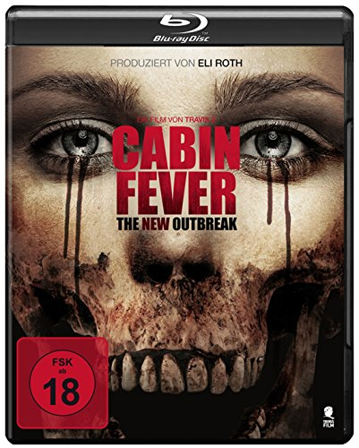 : Cabin Fever The New Outbreak 2016 German Dl 1080p BluRay x264 - iMperiUm