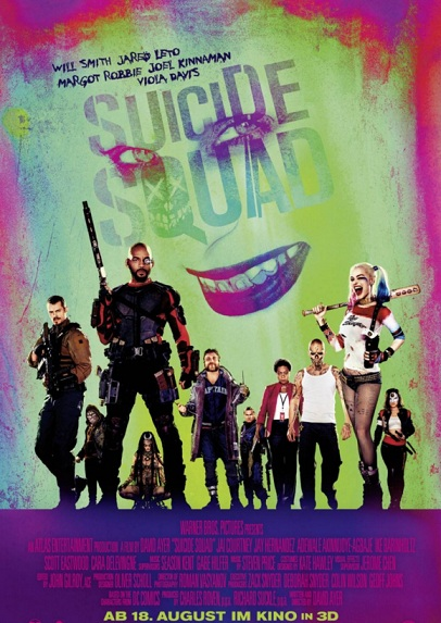 : Suicide Squad WEBHCRip ac3ld German blurred XViD ps