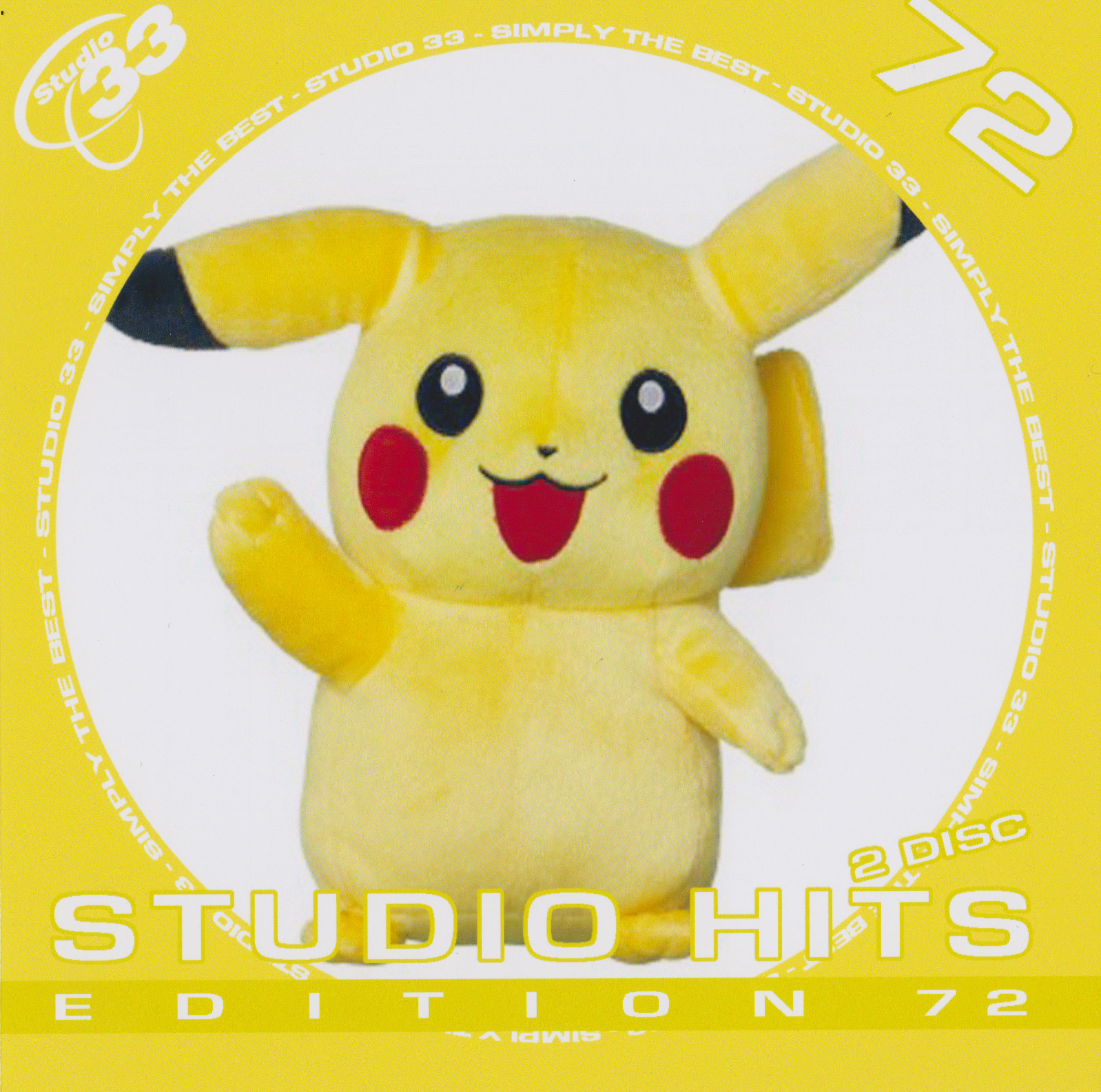 : Studio 33 Hits Edition 72