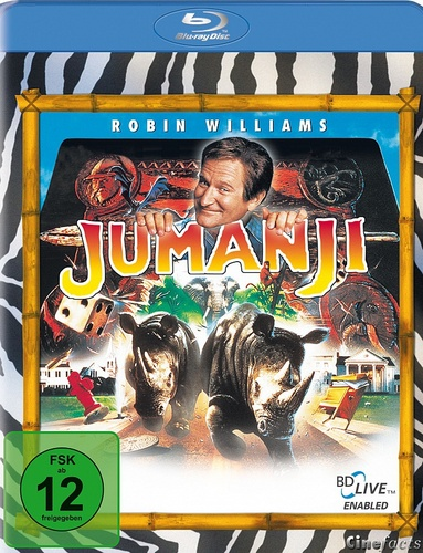 : Jumanji 1995 German dl 1080p BluRay avc TiPToP