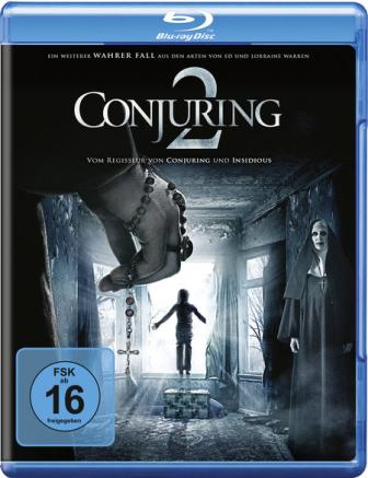 : Conjuring 2 2016 German ac3d 5 1 dl 1080p BluRay avc remux LameHD