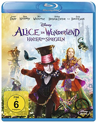 : Alice im Wunderland Hinter den Spiegeln 2016 German Dts Dl 1080p BluRay x264 iNternal - Xanor