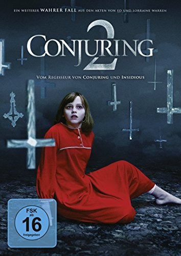 : Conjuring 2 German Dl Pal Dvdr-Wm
