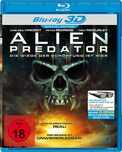 : Alien Predator 3D 2012 German Dl 1080p BluRay x264 - Etm