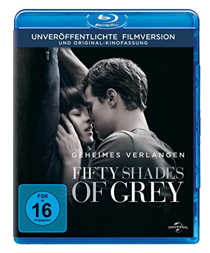 : Fifty Shades of Grey Unrated 2015 German Dl 1080p BluRay Avc - AvciHd