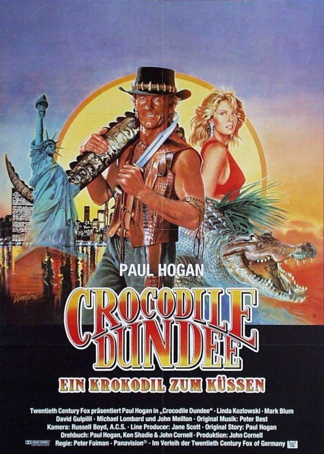 : Crocodile Dundee Ein Krokodil zum Kuessen 1986 German ac3 Dubbed dl 1080p BluRay x264 LeechOurStuff