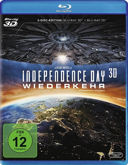 : Independence Day 2 Wiederkehr 2016 3d h ou German ac3d 5 1 dl 1080p BluRay x264 ps