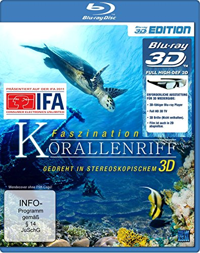 : Faszination Korallenriff Volume1 3D Doku 2011 German Dl 1080p x264 - MajestiC