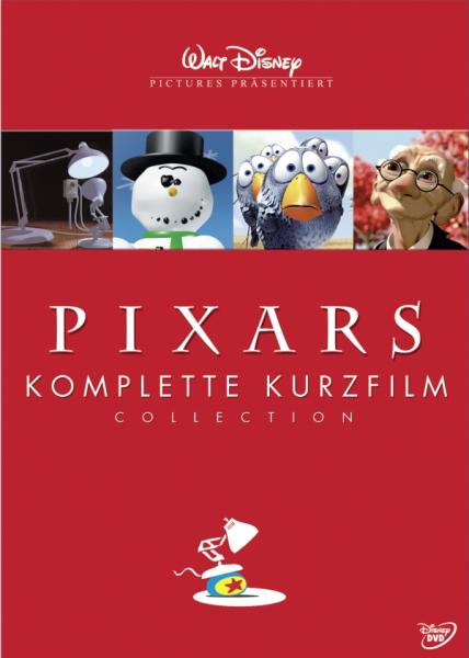 : Pixars Komplette Kurzfilm Collection german 1984 2007 DVDRiP readnfo XviD haco