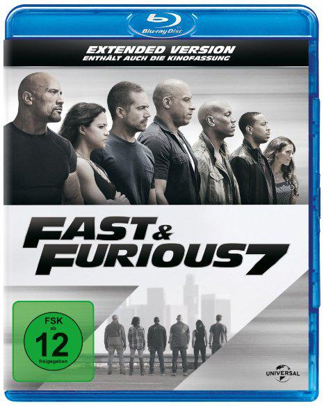 : Fast and Furious 7 extended 2015 German dl 1080p BluRay avc AVCiHD