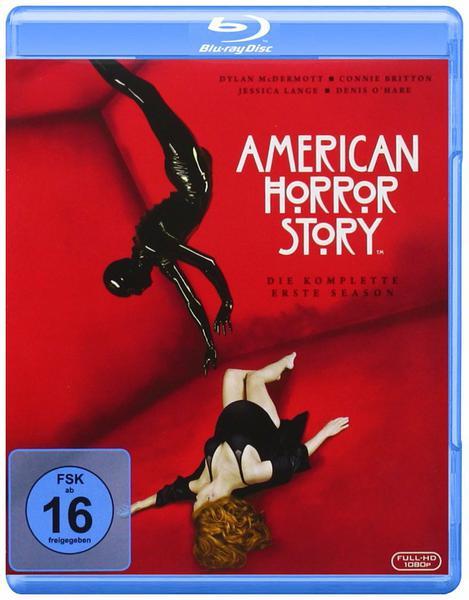 : American Horror Story s01 s05 Complete German DVDRip BDRip x264 Scene