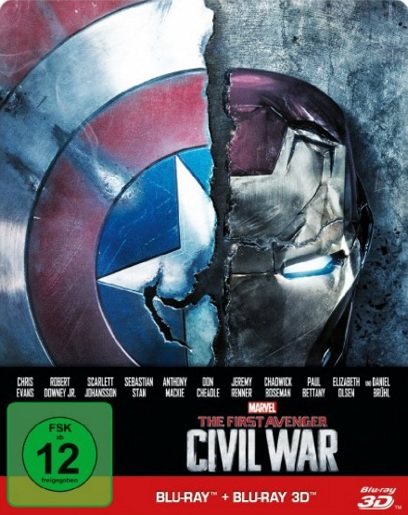 : The First Avenger Civil War 2016 3d German dtsd 7 1 dl 1080p BluRay x264 fzn