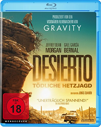 : Desierto Toedliche Hetzjagd 2015 German Dl 1080p BluRay x264 - Encounters