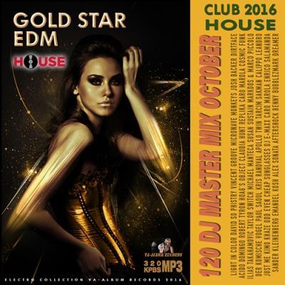 Gold Star EDM: DJ Master Mix (2016)