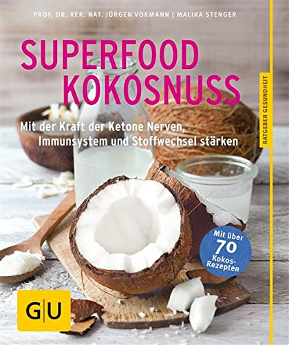 : Gu Superfood Kokosnuss - Vormann & Stenger