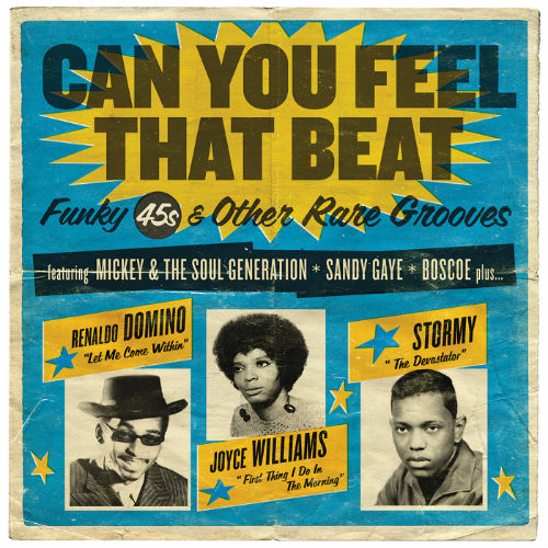 VA - Can You Feel That Beat: Funk 45s And Other Rare Grooves (2016)