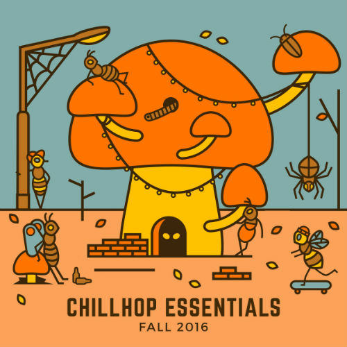 Chillhop Essentials Fall 2016