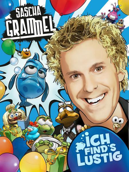 : Sascha Grammel Ich finds lustig 2016 German 1080p BluRay x264 byDynamo