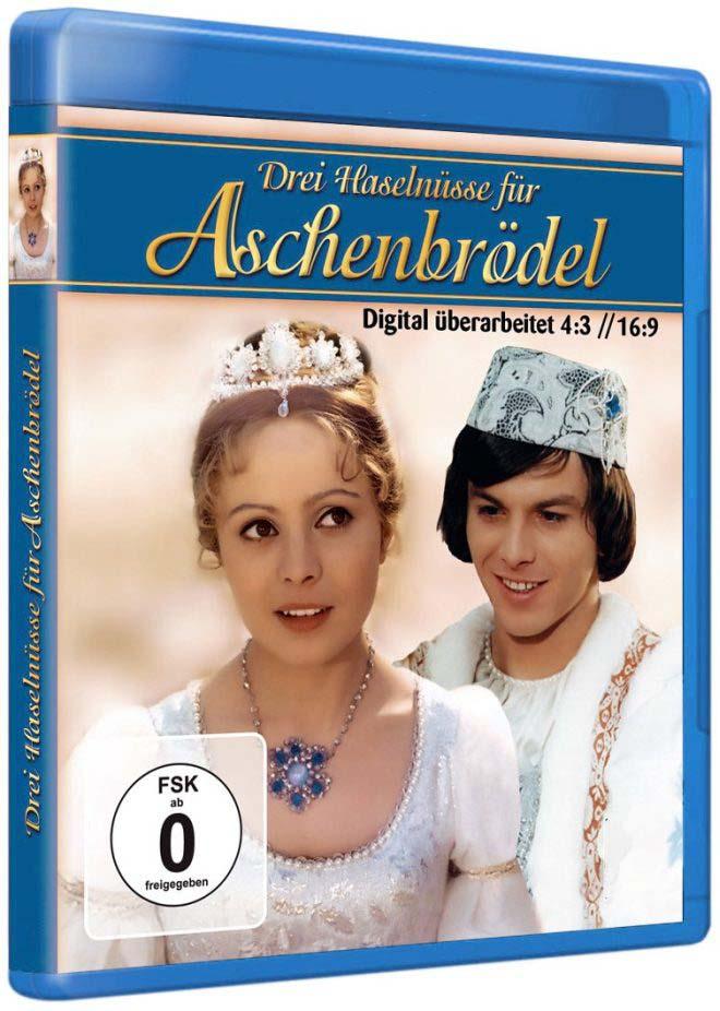 : Drei Haselnuesse fuer Aschenbroedel 1973 German 1080p BluRay x264 gvd