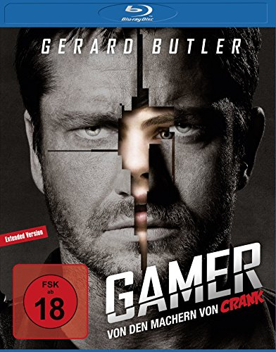 : Gamer 3D 2009 1080p BluRay Hsbs Dl Dtsd German x264 - Erc