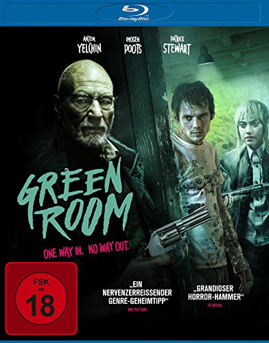 : Green Room 2015 German Dl 1080p BluRay Avc - Remux
