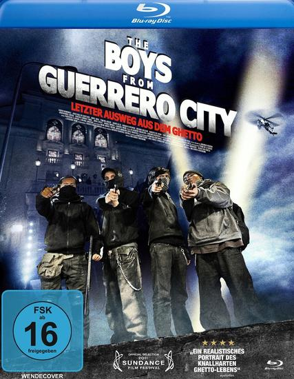 : The Boys from Guerrero City 2011 German 1080p BluRay read nfo x264 sons