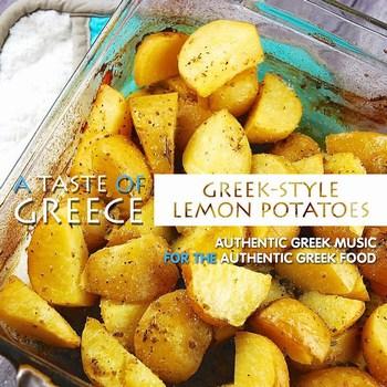 A Taste of Greece Greek-Style Lemon Potatoes  2016  Various Artists 9zc9n5vw