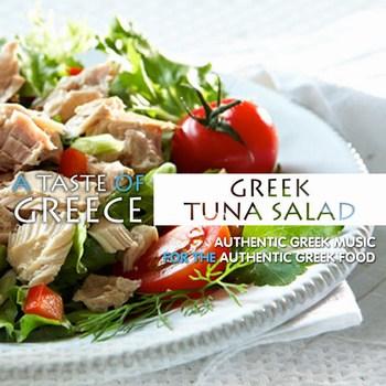 A Taste of Greece Greek Tuna Salad  2016  Various Artists  Cg3h75fe