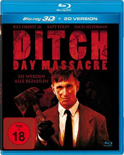 : Ditch Day Massacre 2016 German dl 1080p BluRay avc armo