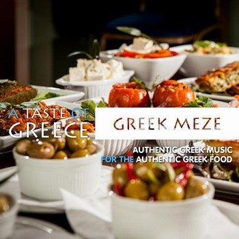 A Taste of Greece Greek Meze  2016  Various Artists Vinwc7eq