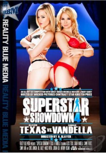 Superstar Showdown 4 Alexis Texas Vs Sarah Vandella Cover