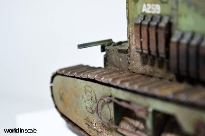 """MK.A """"Whippet"""" - 1/35 by Meng Models 76c8og9v"""